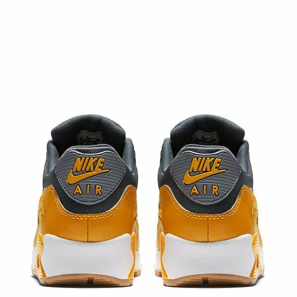【EST S】Nike Air Max 90 Essential 616730-027 慢跑鞋 女鞋 灰黃 G1011 3