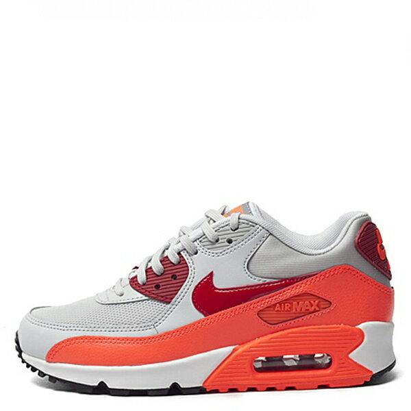 【EST S】NIKE AIR MAX 90 ESSENTIAL 616730-028 運動鞋灰紅橘 女鞋 G1012