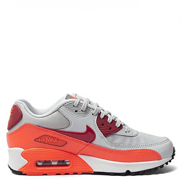 【EST S】Nike Air Max 90 Essential 616730-028 運動鞋灰紅橘 女鞋 G1012 1