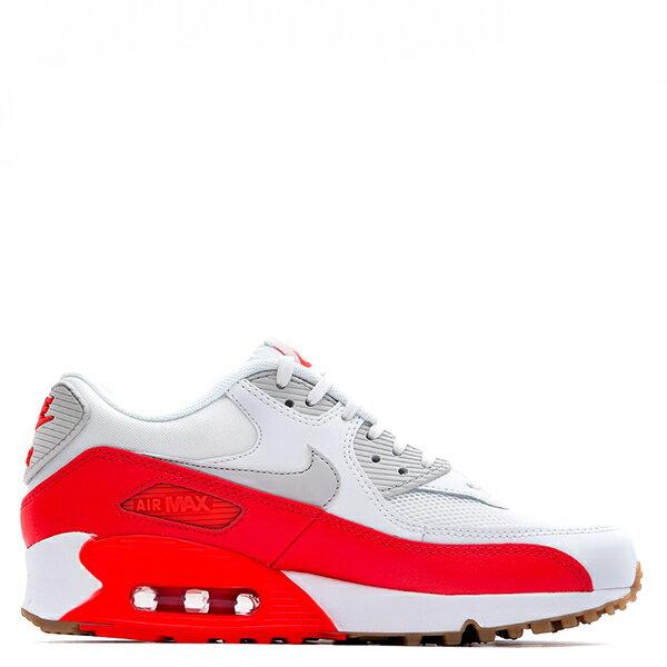 【EST S】NIKE AIR MAX 90 ESSENTIAL 616730-113 慢跑鞋 白橘 女鞋 G1012 2