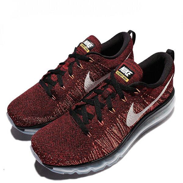 【EST S】Nike Flyknit Max 620469-011 全氣墊針織慢跑鞋 男鞋 G1012 1