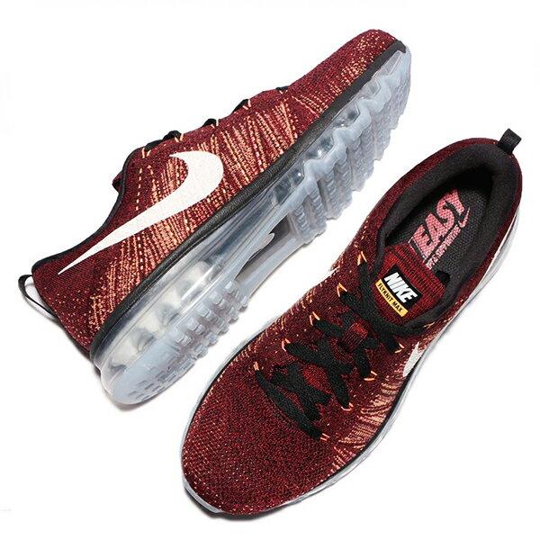 【EST S】Nike Flyknit Max 620469-011 全氣墊針織慢跑鞋 男鞋 G1012 3
