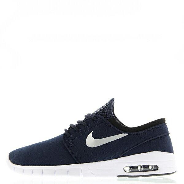 【EST S】Nike Stefan Janoski Max 631303-400 白深藍氣墊編織 男鞋 G1012 0