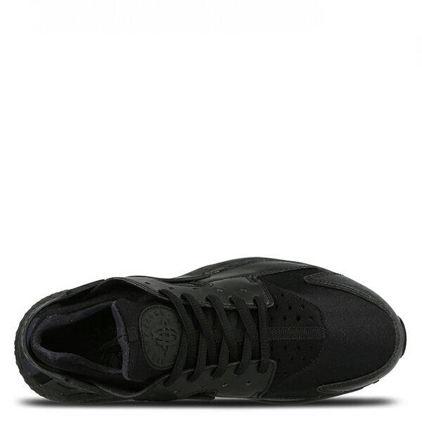【EST S】NIKE AIR HUARACHE RUN 634835-012 全黑 黑武士 女鞋 G1012 4