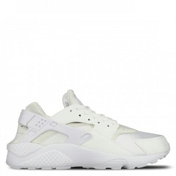 【EST S】NIKE AIR HUARACHE RUN 634835-108 白武士 武士鞋 全白 女鞋 G1012 1