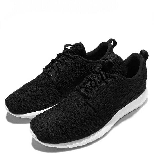 【EST S】Nike Roshe Flyknit Nm 677243-011 黑編織慢跑刺繡 男鞋 G1012 1