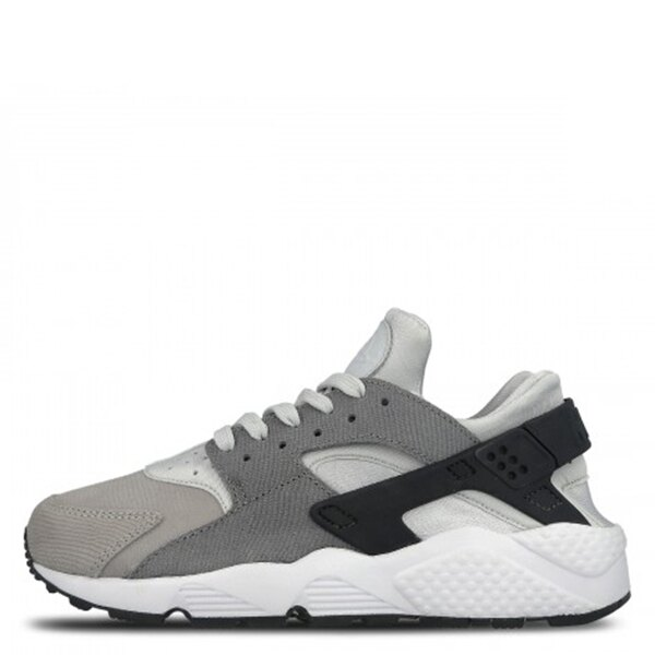 【EST S】Nike Air Huarache Run Prm 683818-009 灰狼灰白武士鞋 女鞋 G1012 0