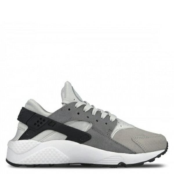 【EST S】Nike Air Huarache Run Prm 683818-009 灰狼灰白武士鞋 女鞋 G1012 1