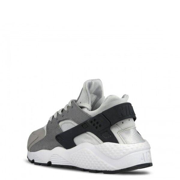 【EST S】Nike Air Huarache Run Prm 683818-009 灰狼灰白武士鞋 女鞋 G1012 2