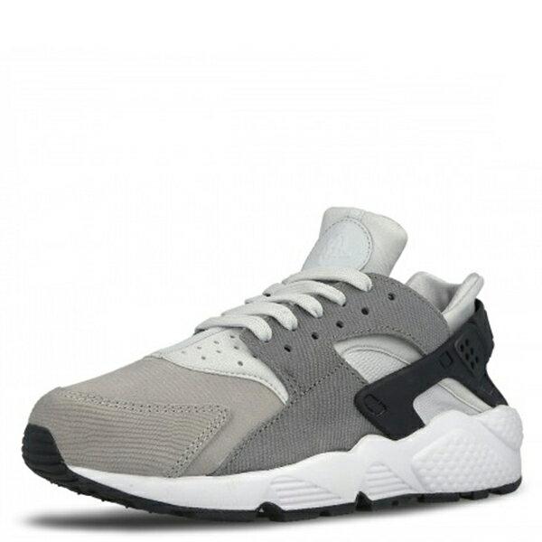 【EST S】Nike Air Huarache Run Prm 683818-009 灰狼灰白武士鞋 女鞋 G1012 3