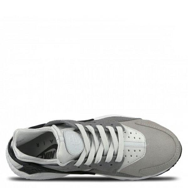 【EST S】Nike Air Huarache Run Prm 683818-009 灰狼灰白武士鞋 女鞋 G1012 4