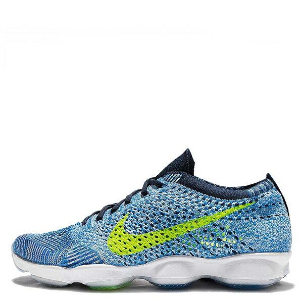 【EST S】NIKE FLYKNIT ZOOM AGILITY 698616-404 藍編織輕量化慢跑鞋 女鞋 G1012