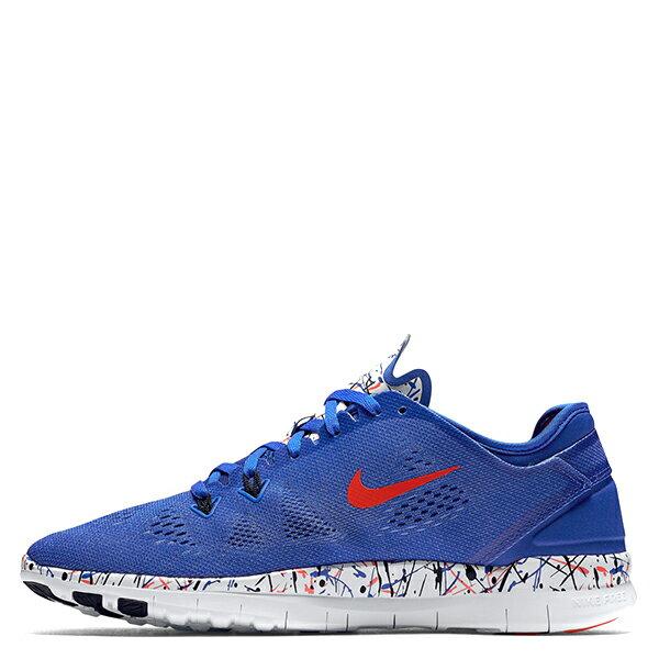 【EST S】NIKE FREE 5.0 TR FIT 5 PRT 704695-405 赤足透氣藍 女鞋 G1012 0