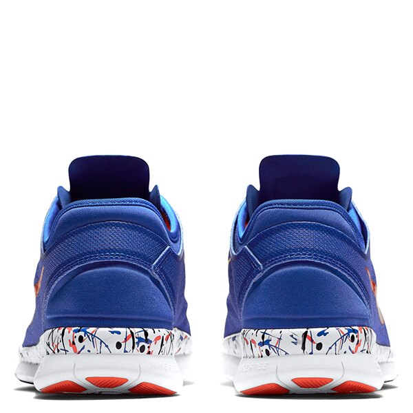 【EST S】NIKE FREE 5.0 TR FIT 5 PRT 704695-405 赤足透氣藍 女鞋 G1012 3