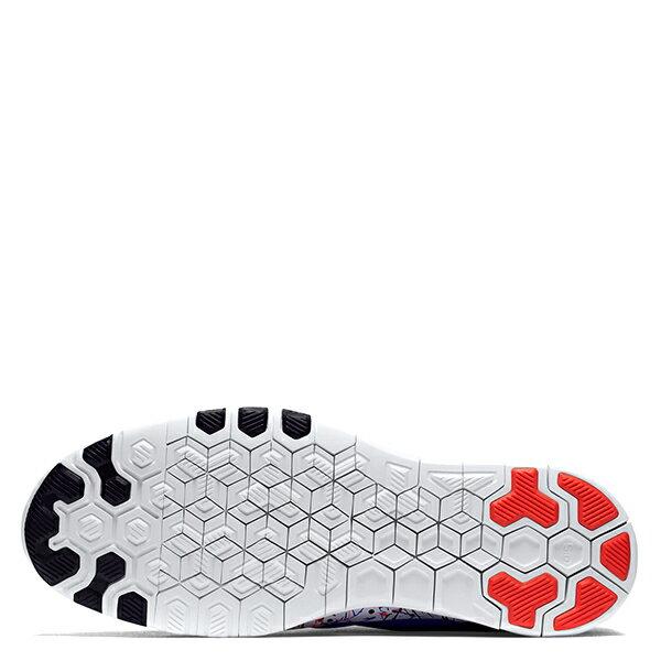 【EST S】NIKE FREE 5.0 TR FIT 5 PRT 704695-405 赤足透氣藍 女鞋 G1012 4