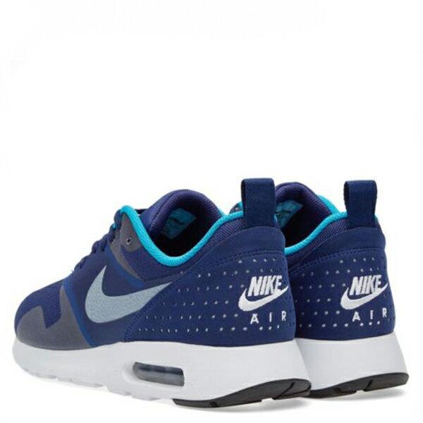 【EST S】NIKE AIR MAX TAVAS 705149-405 藍白銀網布慢跑鞋 男鞋 G1012 2