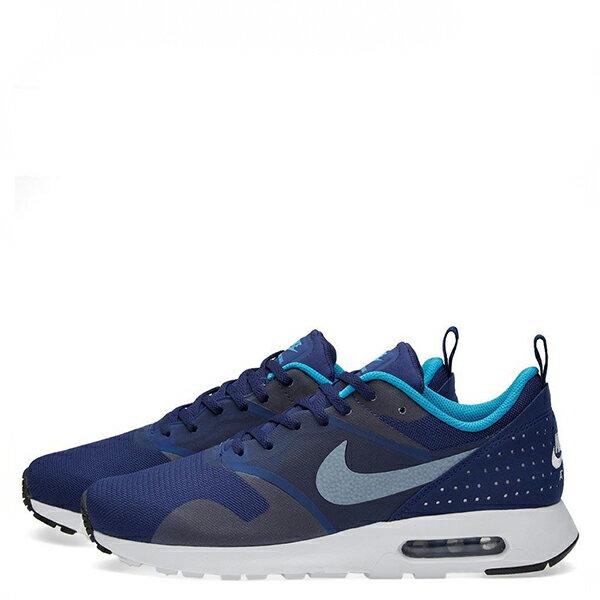 【EST S】NIKE AIR MAX TAVAS 705149-405 藍白銀網布慢跑鞋 男鞋 G1012 3