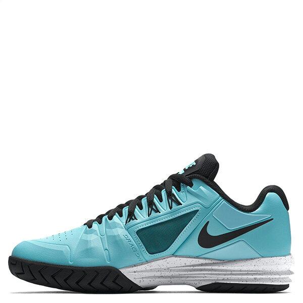 【EST S】NIKE LUNAR BALLISTEC 1.5 TENNIS 705285-400 皮革 網球鞋 男鞋 [SPO-JD-705285-400] G0408