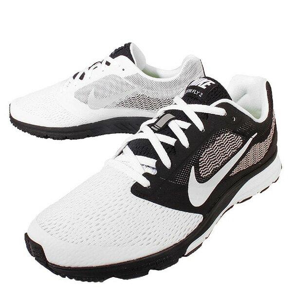 【EST S】Nike Air Zoom Fly 2 707606-010 陰陽 網布 訓練 慢跑鞋 男鞋 G1011 2