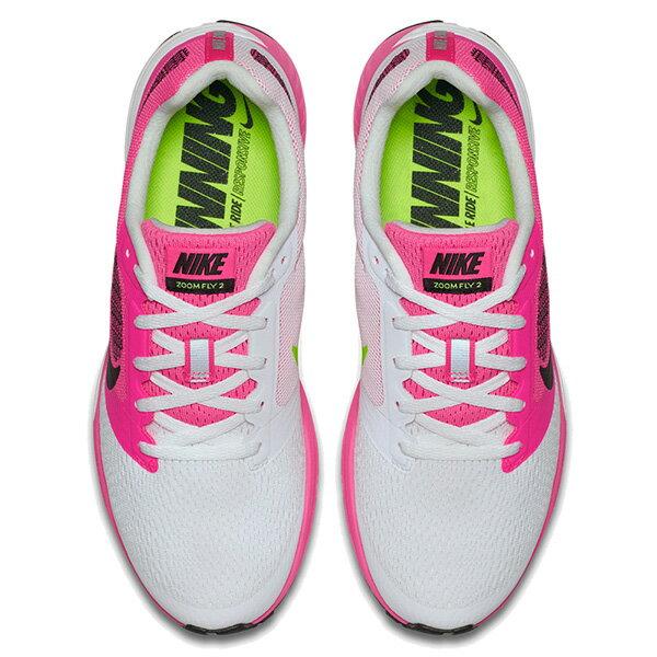 【EST S】NIKE WMNS AIR ZOOM FLY 2 707607-602 陰陽 網布 訓練 慢跑鞋 女鞋 G1011 2