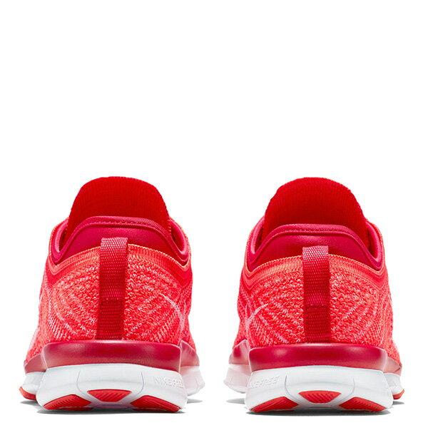 【EST S】NIKE WMNS FREE 5.0 TR FLYKNIT 718785-601 赤足 編織 訓練 慢跑鞋 女鞋 橘 G1011 3
