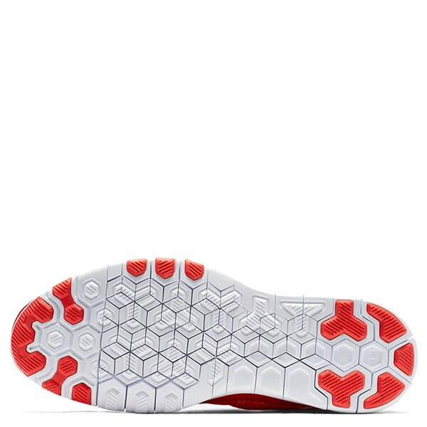 【EST S】NIKE WMNS FREE 5.0 TR FLYKNIT 718785-601 赤足 編織 訓練 慢跑鞋 女鞋 橘 G1011 4