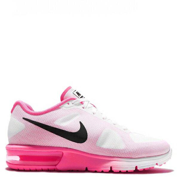 【EST S】Nike Air Max Sequent 719916-106 白粉紅漸層大氣墊 女鞋 G1012 1