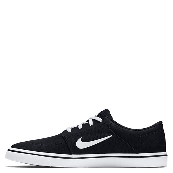 【EST S】NIKE SB PORTMORE CNVS PREMIUM 723874-003 休閒 滑板鞋 男鞋 黑 G1011 0