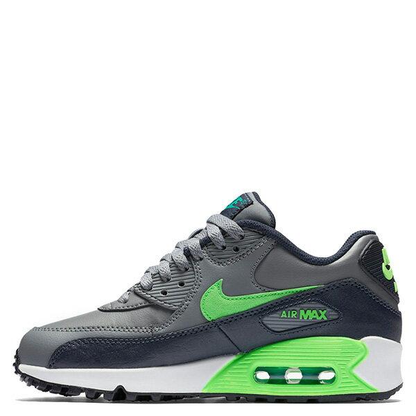 【EST S】Nike Air Max 90 Ltr Gs 724821-013 氣墊 慢跑鞋 大童鞋 灰 G1011 0