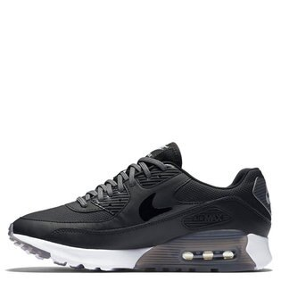 【EST S】NIKE WMNS AIR MAX 90 ULTRA ESSENTIAL 724981-007 復古 慢跑鞋 女鞋 黑 G1011
