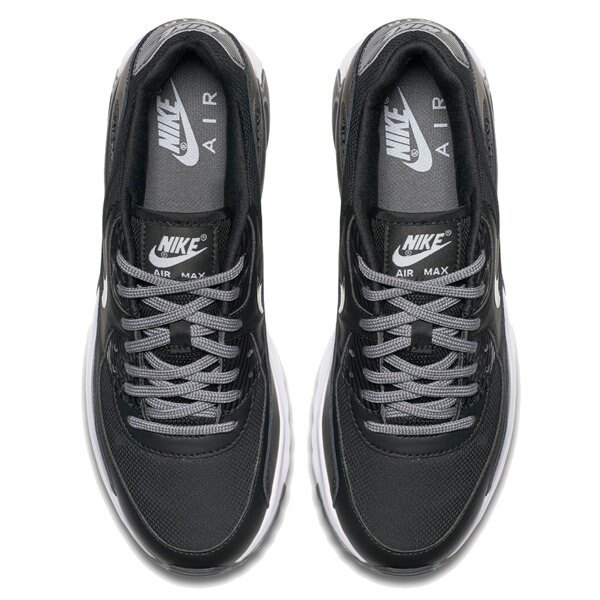 【EST S】Nike Air Max 90 Ultra Essential 724981-007 復古 慢跑鞋 女鞋 黑 G1011 2