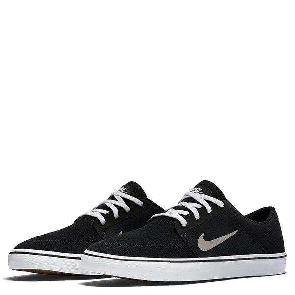 【EST S】Nike Sb Portmore 725027-012 膠底 休閒 滑板鞋 男鞋 黑 G1011 1