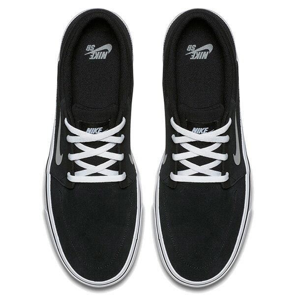 【EST S】Nike Sb Portmore 725027-012 膠底 休閒 滑板鞋 男鞋 黑 G1011 2