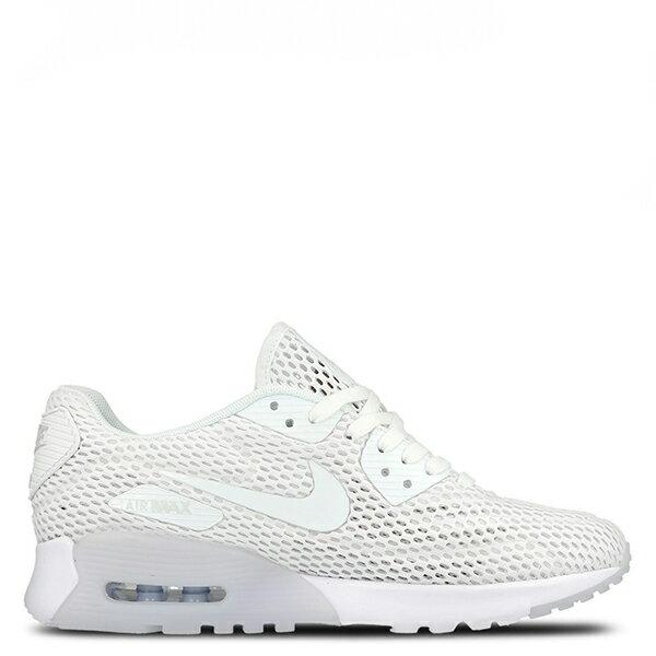 【EST S】Nike Air Max 90 Ultra Br 725061-104 全白呼吸果凍底 女鞋 G1012 1