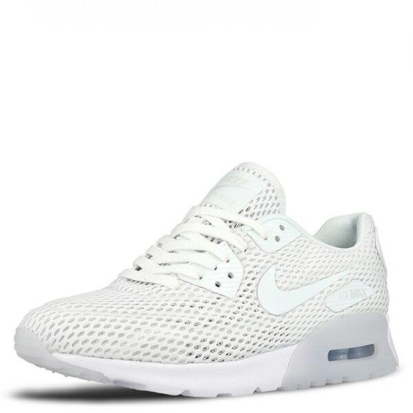 【EST S】Nike Air Max 90 Ultra Br 725061-104 全白呼吸果凍底 女鞋 G1012 3