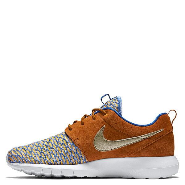 【EST S】Nike Roshe Nm Flyknit Prm 746825-402 皮革 編織 慢跑鞋 男鞋 卡其 G1011 0