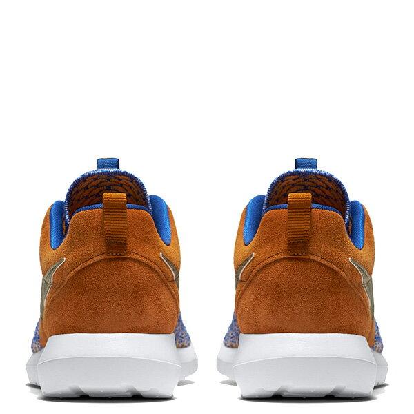 【EST S】Nike Roshe Nm Flyknit Prm 746825-402 皮革 編織 慢跑鞋 男鞋 卡其 G1011 3