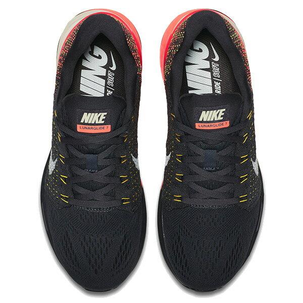 【EST S】Nike Lunarglide 7 747356-007 漸層 編織 慢跑鞋 女鞋 G1011 2