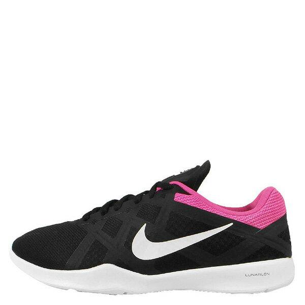 【EST S】NIKE WMNS LUNAR LUX TR 749183-008 訓練 慢跑鞋 女鞋 黑 G0623