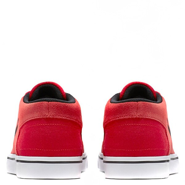 【EST S】NIKE SB PORTMORE MID 749633-600 中筒 麂皮 黑線 休閒鞋 男鞋 紅 G1011 3