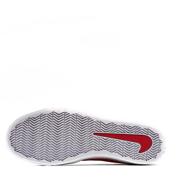 【EST S】NIKE SB PORTMORE MID 749633-600 中筒 麂皮 黑線 休閒鞋 男鞋 紅 G1011 4