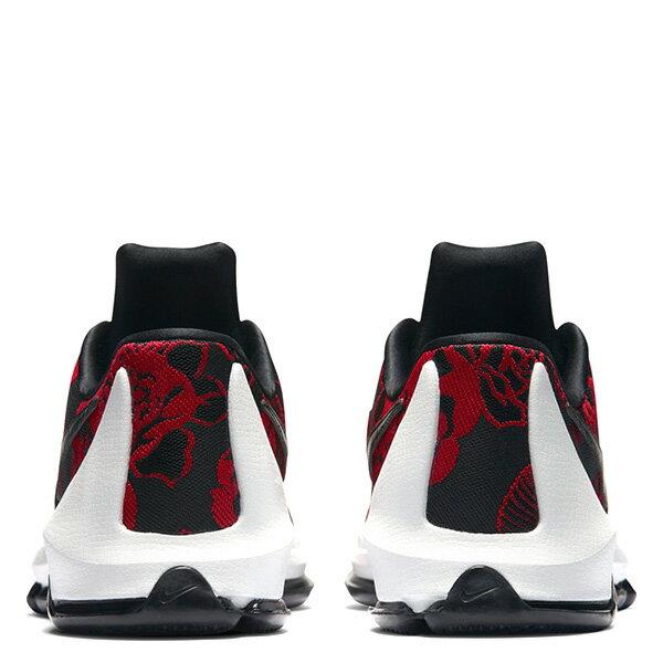 【EST S】Nike Kd 8 Ext 806393-004 電繡玫瑰皮革籃球鞋 黑紅白 男鞋 G1012 3