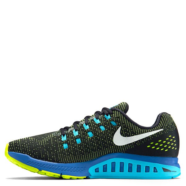 【EST S】NIKE AIR ZOOM STRUCTURE 19 806580-010 FLYMESH鞋面 慢跑鞋 男鞋 黑 G1011 0