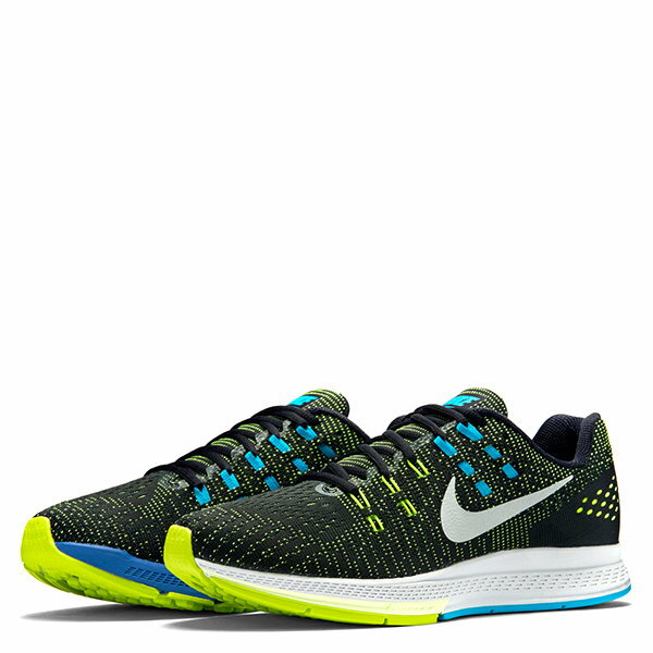 【EST S】NIKE AIR ZOOM STRUCTURE 19 806580-010 FLYMESH鞋面 慢跑鞋 男鞋 黑 G1011 1