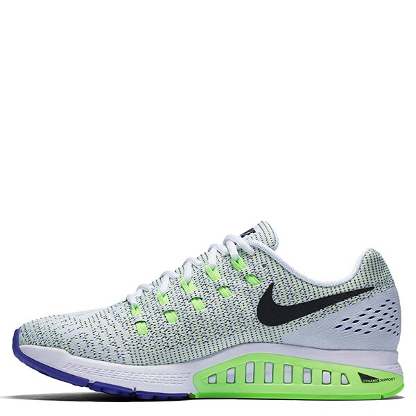 【EST S】NIKE AIR ZOOM STRUCTURE 19 806580-100 飛線 編織 慢跑鞋 男鞋 白 G1011 0