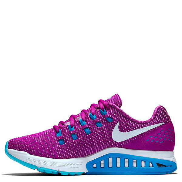 【EST S】Nike Air Zoom Structure 19 806580-500 飛線 編織 慢跑鞋 女鞋 紫 G1011 0
