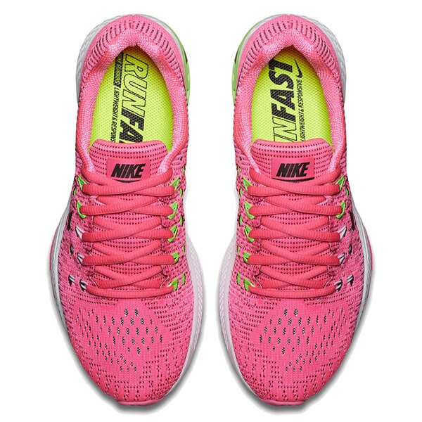 【EST S】NIKE WMNS AIR ZOOM STRUCTURE 19 806580-600 飛線 編織 慢跑鞋 女鞋 粉 G1011 2