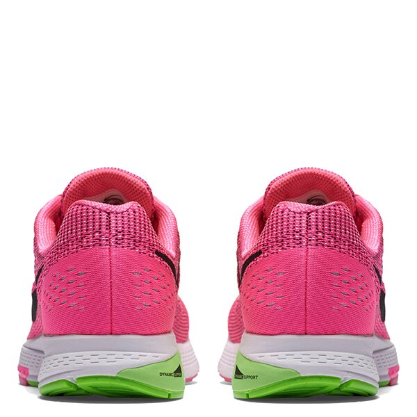 【EST S】NIKE WMNS AIR ZOOM STRUCTURE 19 806580-600 飛線 編織 慢跑鞋 女鞋 粉 G1011 3