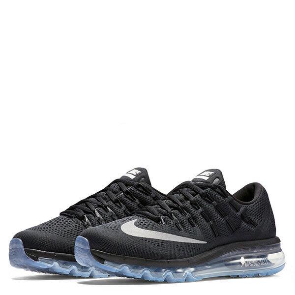 【EST S】Nike Air Max 2016 806772-001 反光 冰底 全氣墊 慢跑鞋 女鞋 黑 G1011 1