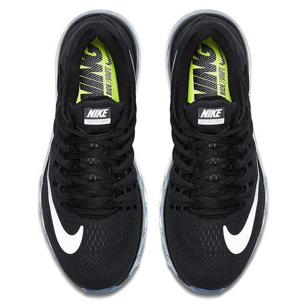 【EST S】Nike Air Max 2016 806772-001 反光 冰底 全氣墊 慢跑鞋 女鞋 黑 G1011 2